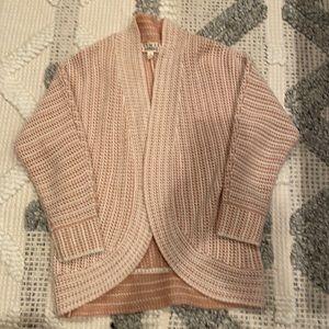 Girls sweater cardigan